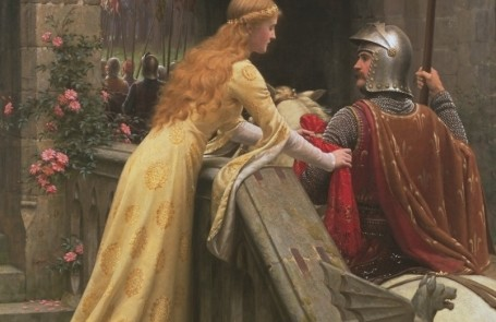 Edmund-Blair-Leighton-God-Speed